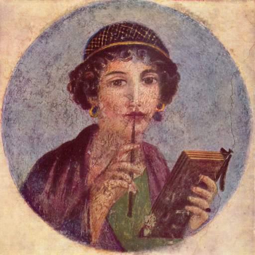 Stilus en Pompeia