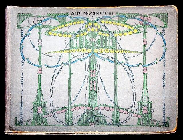 ALBUM VON BERLIN 1899